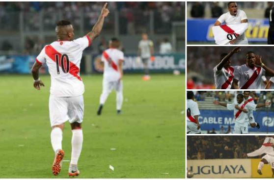 Farfán: el delantero más letal de Perú en los últimos 15 años