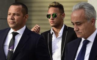 Neymar obligado a pagar $52 millones por evasión en Brasil