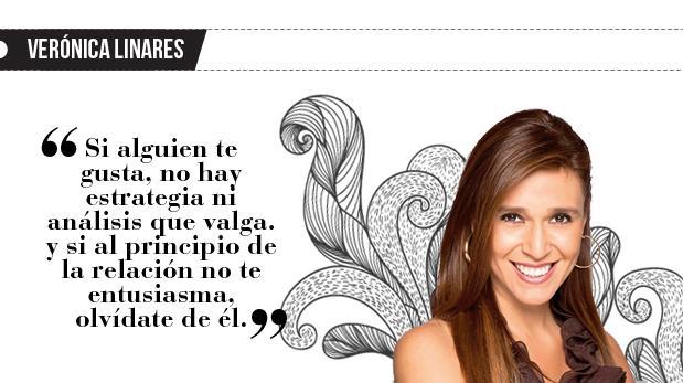 """Verónica Linares: """"Lo que no es no será"""""""
