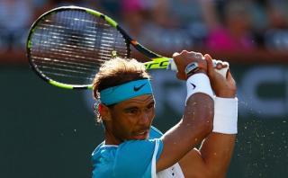 Rafael Nadal venció a Nishikori y llegó a semis en Indian Wells
