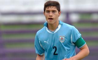 Segunda baja de Uruguay para duelo ante la selección peruana