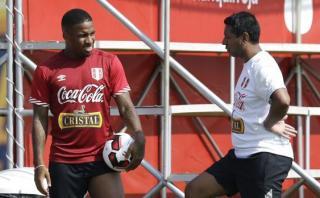 Jefferson Farfán anotó gol a la Sub 18 y estará ante Venezuela