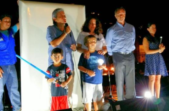 Así se vivió la Hora del Planeta en Lima [FOTOS]