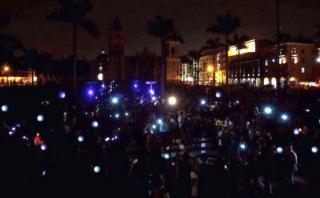La Hora del Planeta: Perú apagó las luces por el medio ambiente