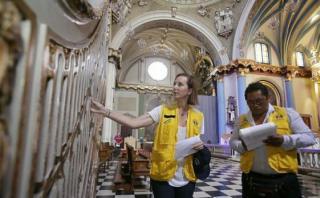 Semana Santa: 45 iglesias del Cercado de Lima son seguras