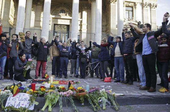 Conmoción en Bruselas por ataques terroristas [FOTOS]