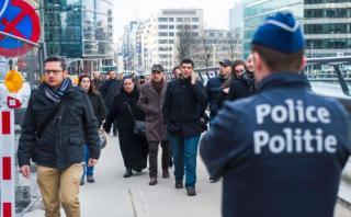Bruselas paralizada, testimonio de peruano en la capital belga