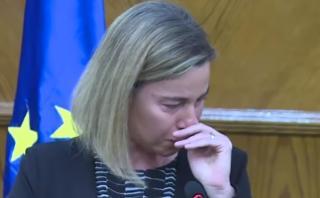 El llanto de la Unión Europea por ataques en Bruselas [VIDEO]