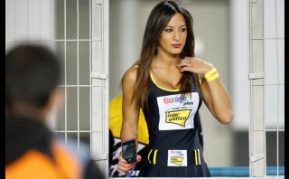 MotoGP: Las bellas Paddock Girls del GP de Qatar