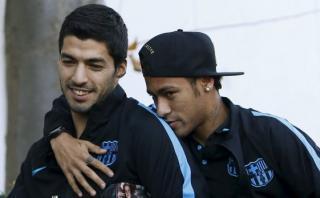 Brasil-Uruguay: ¿Sabes qué apostaron Luis Suárez y Neymar?
