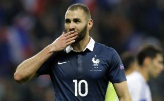 Selección de Francia decidirá futuro de Karim Benzema en abril