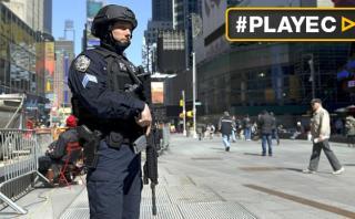 EE.UU. refuerza seguridad tras los atentados de Bruselas