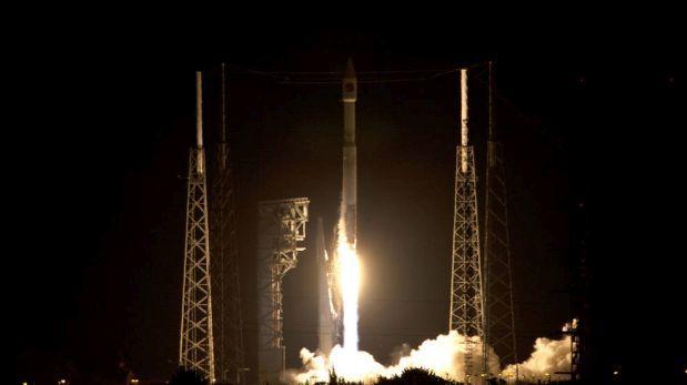 NASA lanza cápsula con material para 250 experimentos a la EEI