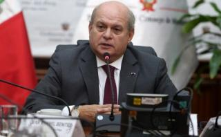 Pedro Cateriano niega que Gobierno favorezca a algún candidato