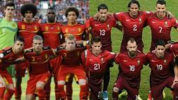 Amistoso entre Bélgica y Portugal cambió de sede por atentados