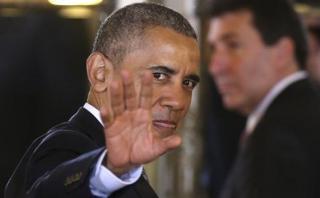 Barack Obama: Iremos detrás del Estado Islámico con agresividad