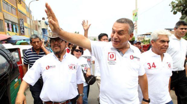 Daniel Urresti renunció a militancia en Partido Nacionalista