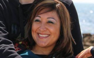 "Familia de peruana fallecida en Bruselas: ""Ella era feliz"""