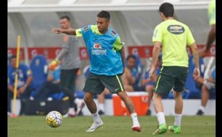 Susto con Neymar: acudió a hospital por dolencia muscular