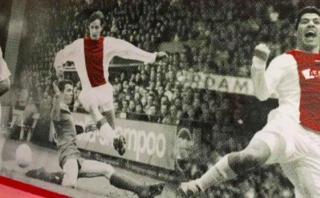 Johan Cruyff: Luis Suárez dedicó emotivo mensaje de despedida