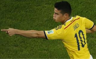 James Rodríguez logró su gol 100 como futbolista ante Bolivia
