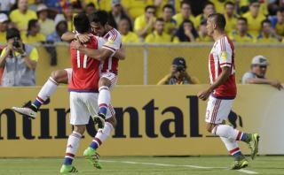 Ecuador vs Paraguay: Lezcano empató con este gol en Quito