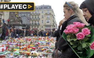 Bruselas vive los días posteriores al ataque lejos de lo normal