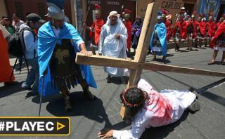 Guatemala: tradición, devoción y arte en Semana Santa [VIDEO]
