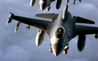 Bélgica enviará cazas F16 para atacar al Estado Islámico