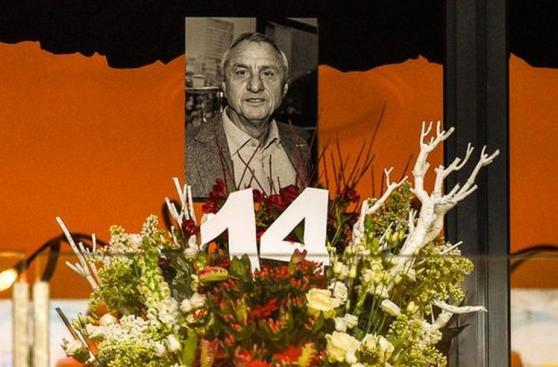 Holanda vs. Francia: el adiós a Johan Cruyff [GALERÍA]