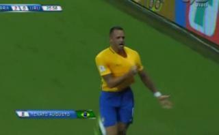 Brasil vs. Uruguay: el humillante gol de Renato Augusto [VIDEO]