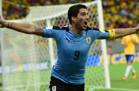 Luis Suárez regresó en Uruguay y lo hizo con golazo (FOTOS)