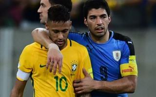 Suárez vs Neymar: ¿Quién ganó la apuesta del Brasil vs Uruguay?