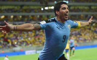 Luis Suárez: ¿Qué dijo luego de anotar con Uruguay? [VIDEO]