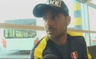 """Claudio Pizarro: """"Estamos en una situación muy difícil"""""""