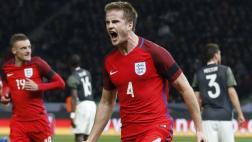 Inglaterra derrotó 3-2 a Alemania tras voltearle el partido