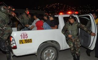 Semana Santa: 343 personas fueron detenidas en el feriado largo