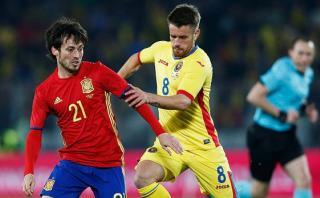 España decepcionó y empató 0-0 con Rumanía en amistoso en Cluj