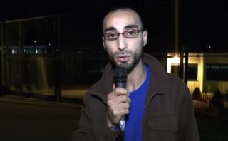 El enigmático Faycal Cheffou, detenido y liberado en Bruselas