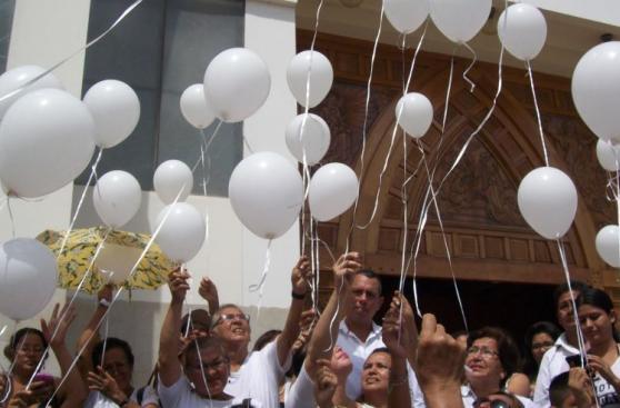 El emotivo homenaje a ucayalina fallecida en Bruselas [FOTOS]