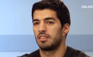 """Luis Suárez: """"No me imaginaba ser el '9' del Barcelona"""""""
