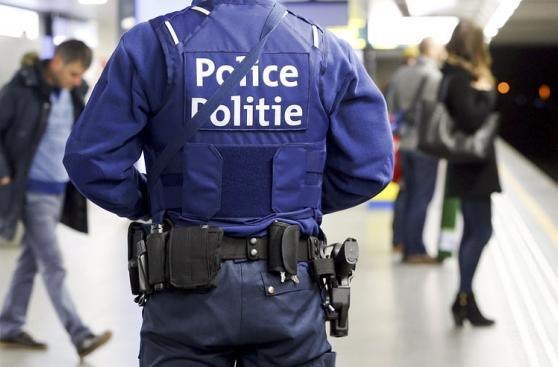 Bruselas sigue blindada por policías a una semana del 22-M