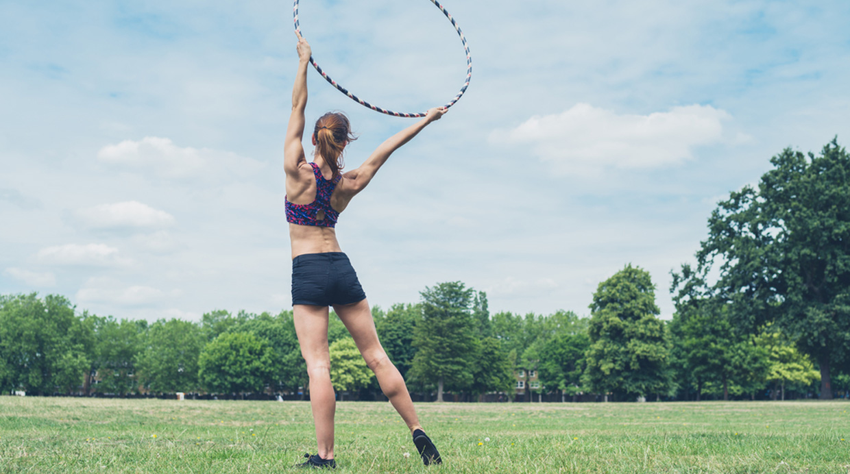 hula hooping a fogyás eredményeiért