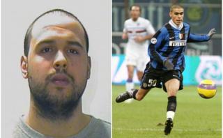 Terrorista de Bruselas se hizo pasar por jugador del Inter
