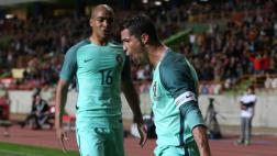Portugal venció 2-1 a Bélgica con gol de Cristiano Ronaldo