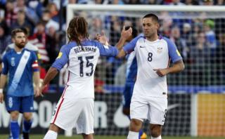 Estados Unidos goleó 4-0 a Guatemala por Eliminatorias Concacaf