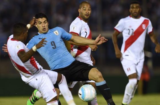 Perú-Uruguay: lamento y frustración peruana en Montevideo