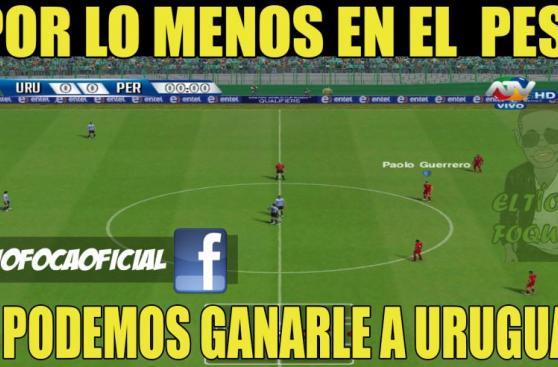Hinchas se burlan de derrota de Perú ante Uruguay con memes