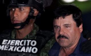 """""""El Chapo"""" pierde nuevo intento por frenar extradición a EE.UU."""