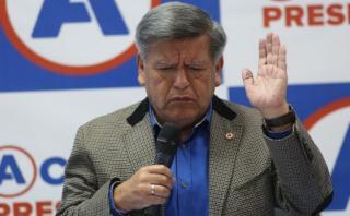 César Acuña cree que JNE también debe excluir a Keiko Fujimori